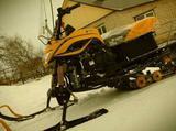 Снегоход Динго 150 Irbis Dingo(желтый)