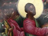 """Икона """"Воскрешение Святаго Праведнаго Лазаря"""""""